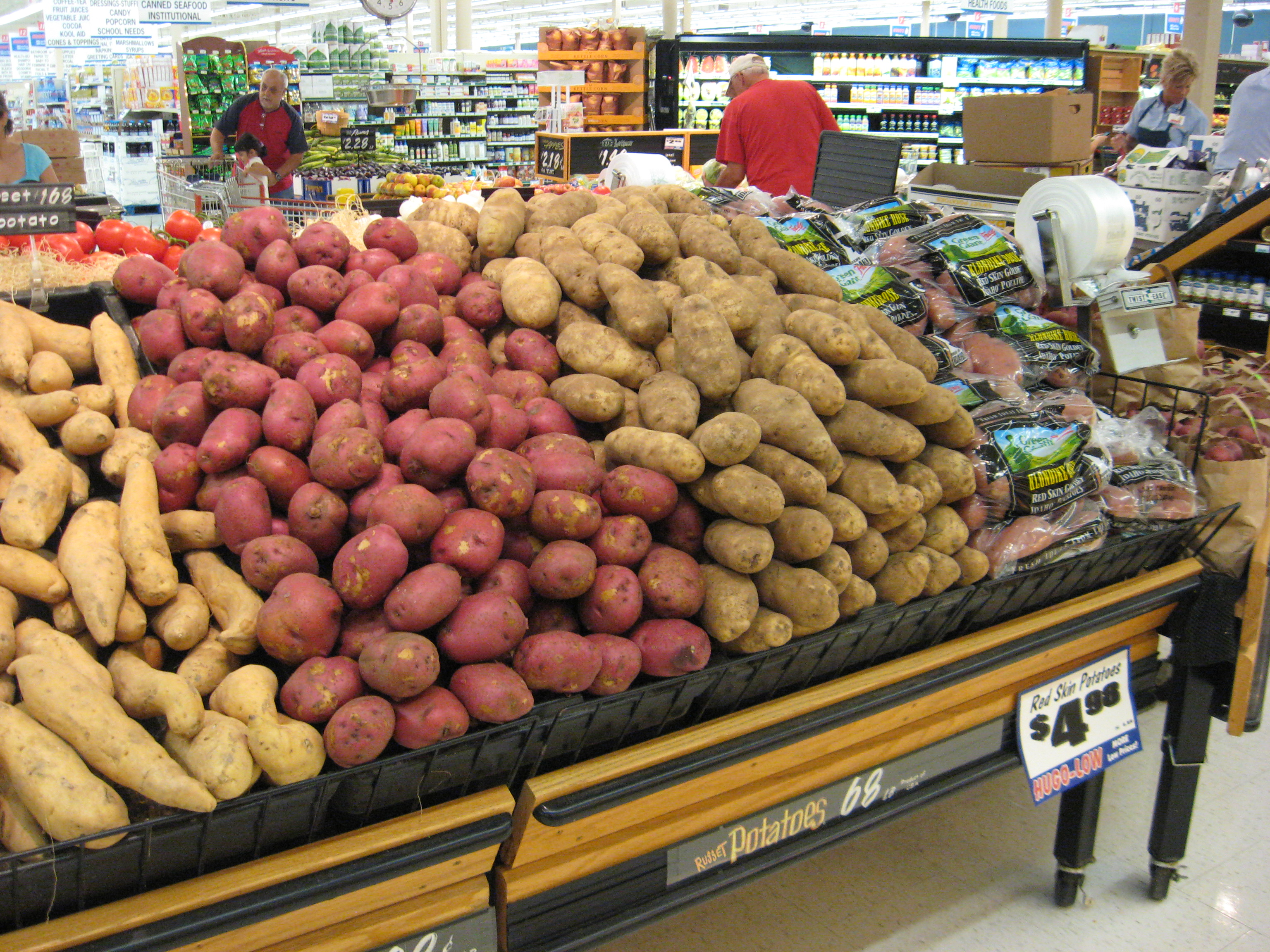 New Study Focuses on Nutritional Value of Potatoes