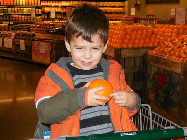 Kid-Focused Produce Snacking Sections Now in Supermarkets