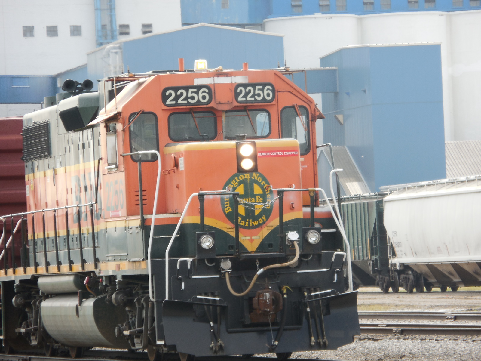 BNSF Sued for Millions by Former Cold Train Executives