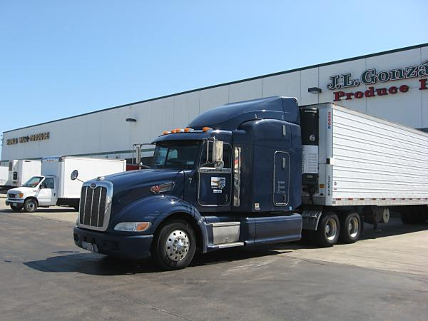 RecorderVerifies Load Temperatures for Refrigerated Haulers