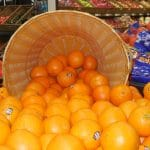 California Citrus Shipments are Delayed; NY Apple Shipper Handling Canadian Fruit
