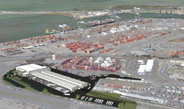 Port of Oakland Expanding; Port of Los Angeles Sets a Record