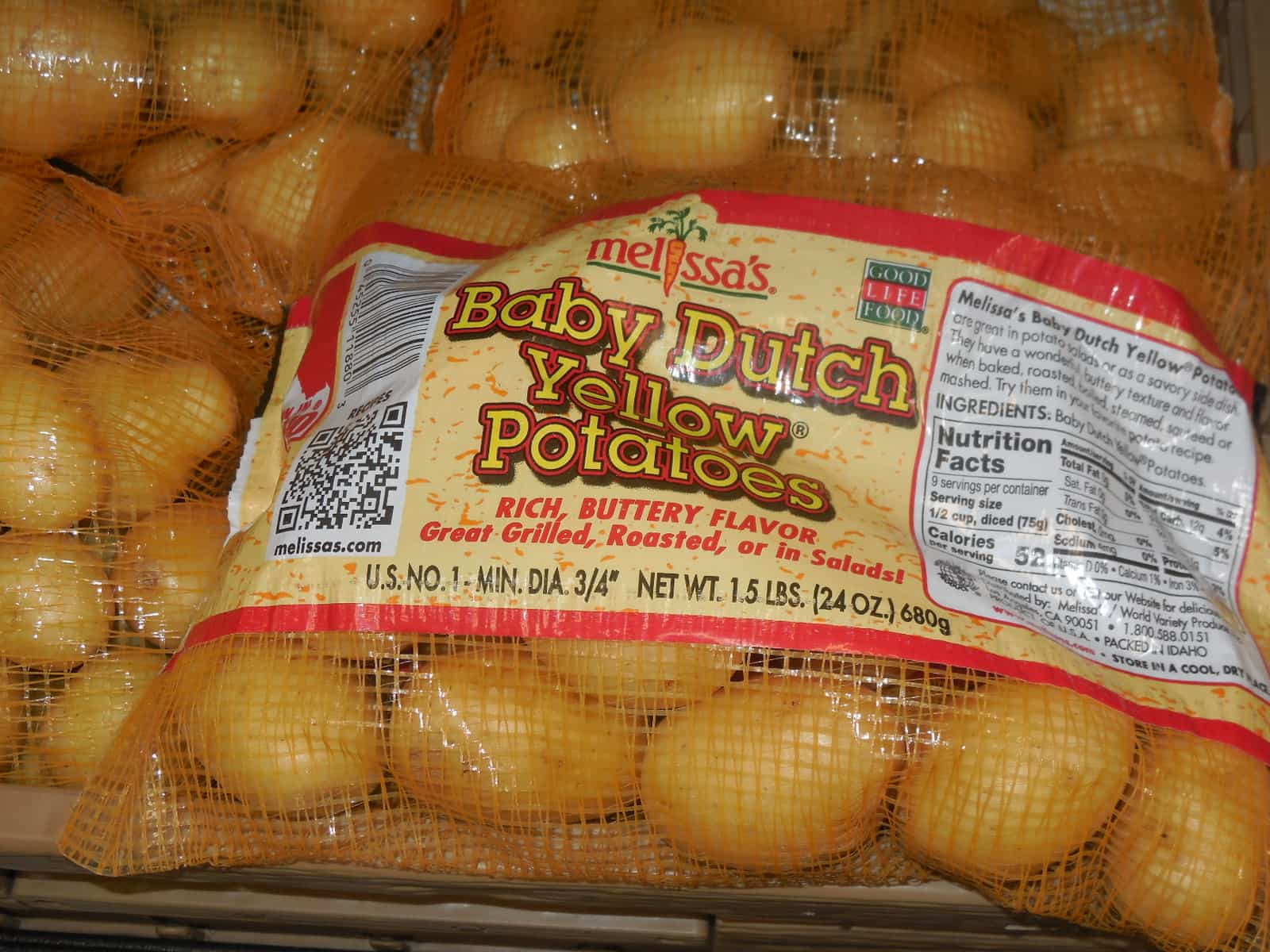 Yellow Potatoes Continue to Gain Market Share