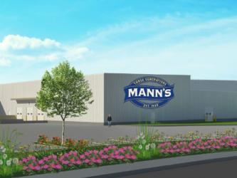 Mann Packing Breaks Ground on New Processing Facility