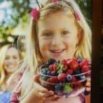 Fresh Fruit Has Per Capita Growth; Study Shows Berries Salads Lead Organic Produce Consumption