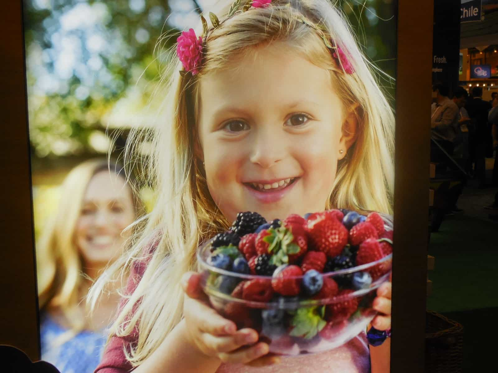 Fresh Fruit Has Per Capita Growth; Study Shows Berries Salads Lead Organic Produce Consumption