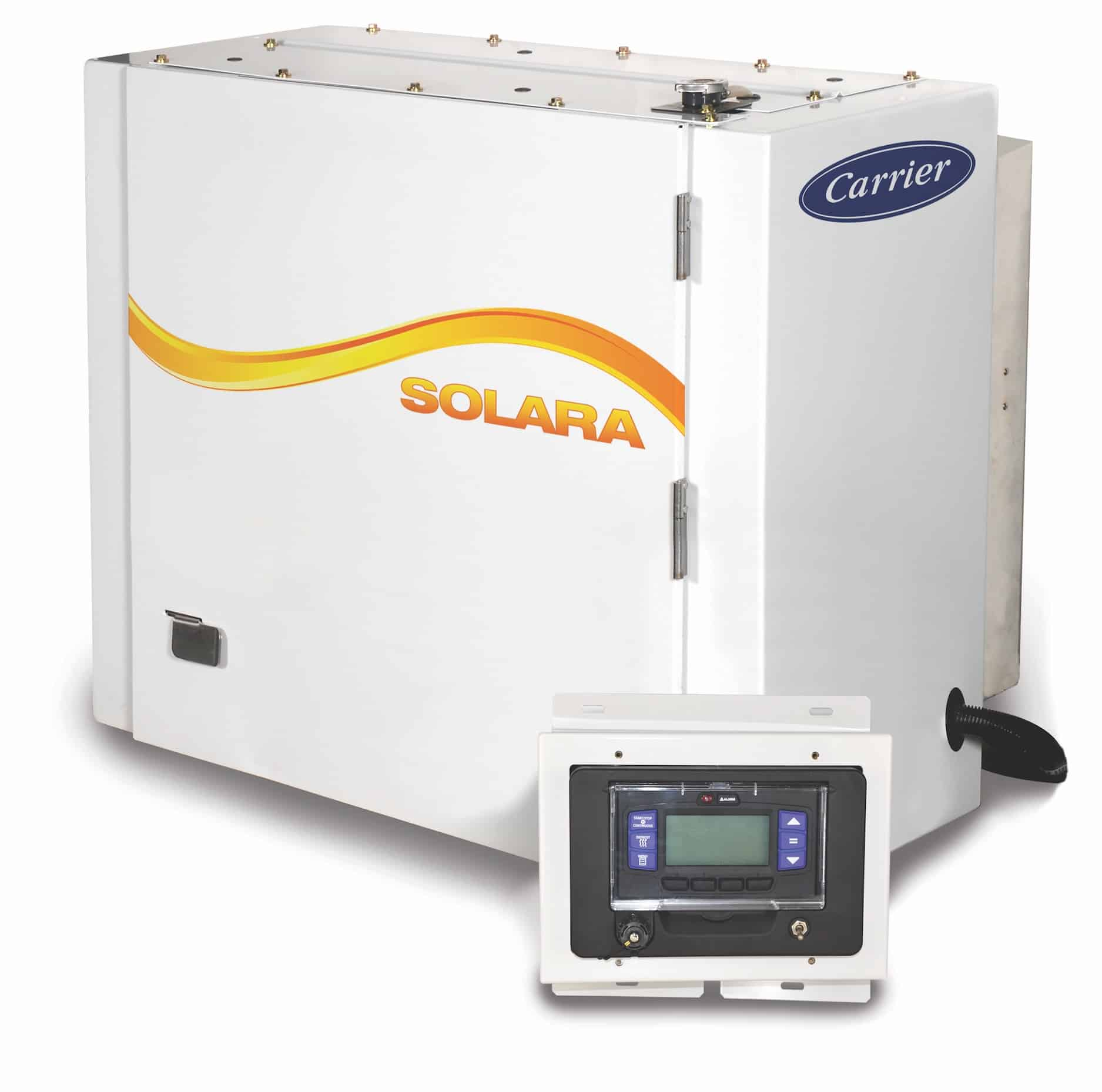 Carrier Transicold Enhances Solara Heating Unit for Trailers
