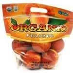 Wawona Packing's Freestone Organic Peach Shipments are Underway