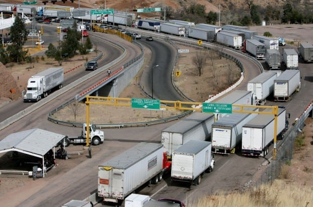 Funding is Approved to Expand Mariposa Road in Nogales