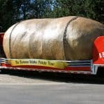 A Big New Spud for Next Tour of Big Idaho Potato Truck