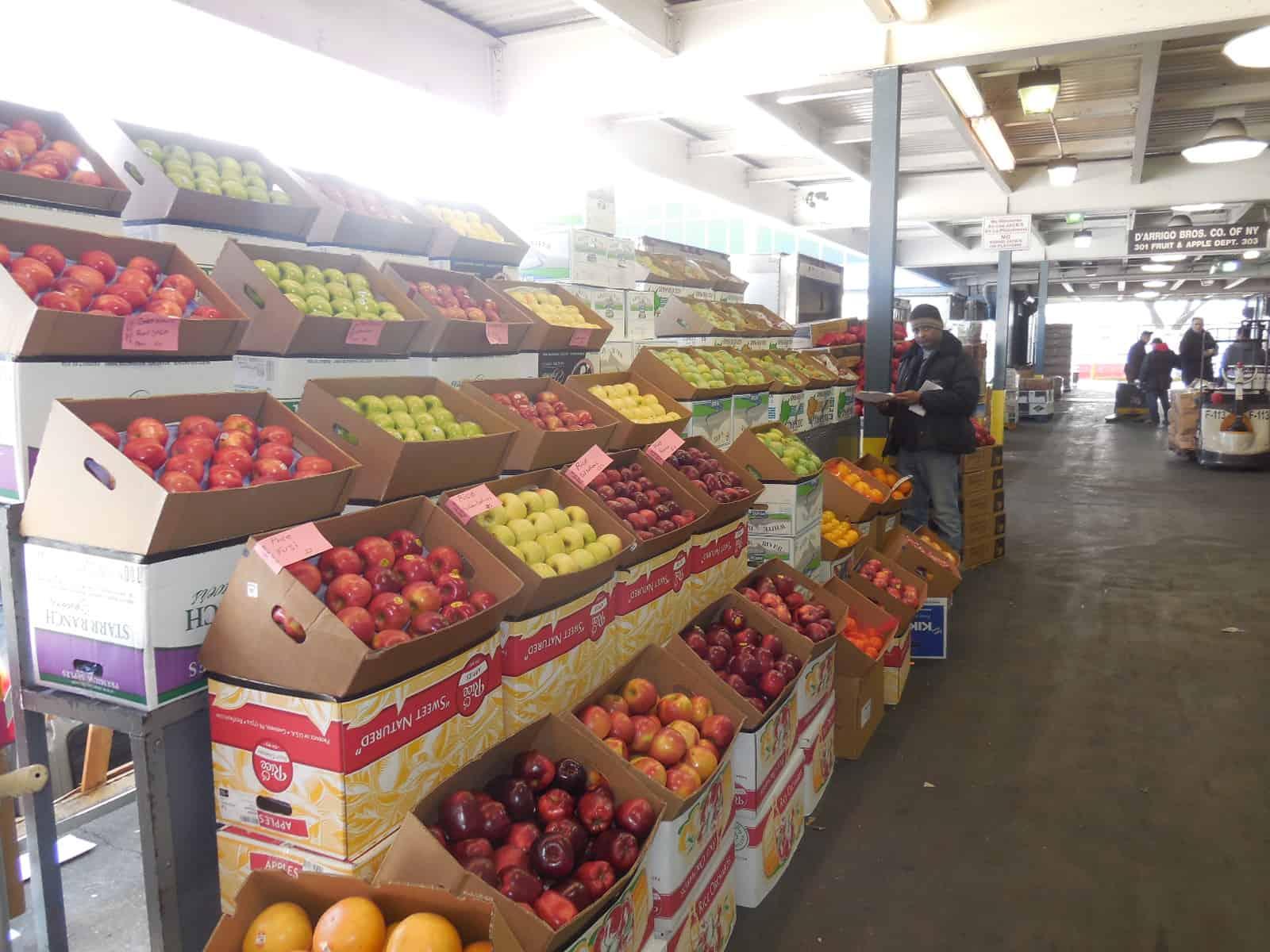 Hunt Points' D'Arrigo Acquires Facility off of the Wholesale Market